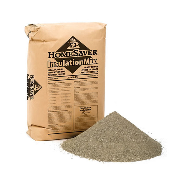HomeSaver Insulation Mix, Bag