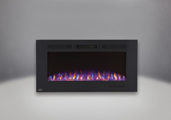 Napoleon Allure™ Phantom 42 - NEFL42FH-MT Electric Fireplace (Wall Hanging)