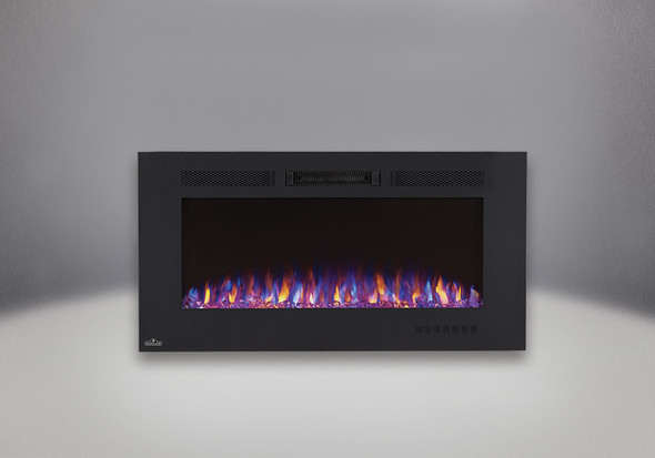 Napoleon Allure™ Phantom 60 - NEFL60FH-MT Electric Fireplace (Wall Hanging)