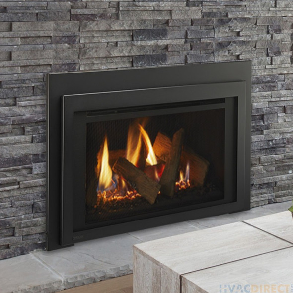 Majestic Ruby Direct Vent Gas Firepalce Insert  - Medium