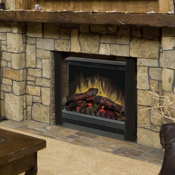Dimplex 23-Inch Electric Fireplace Insert Deluxe- DFI2310