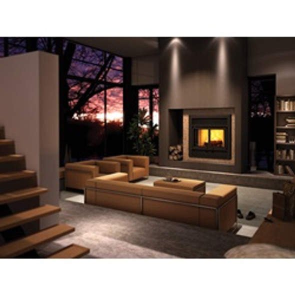 VENTIS ME150 WOOD FIREPLACE (EXEMPT)