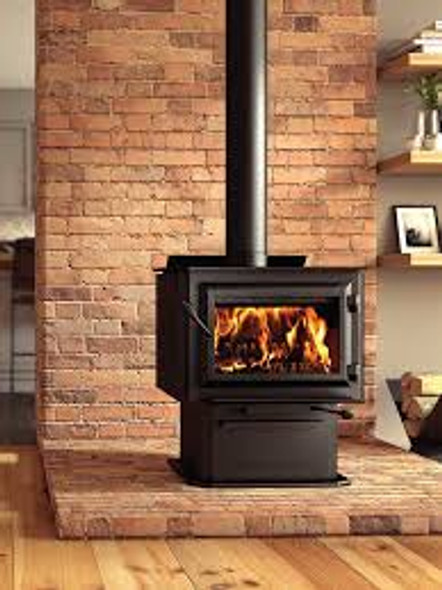 VENTIS HES170 EPA Medium Size WOOD STOVE (2020-Certified)