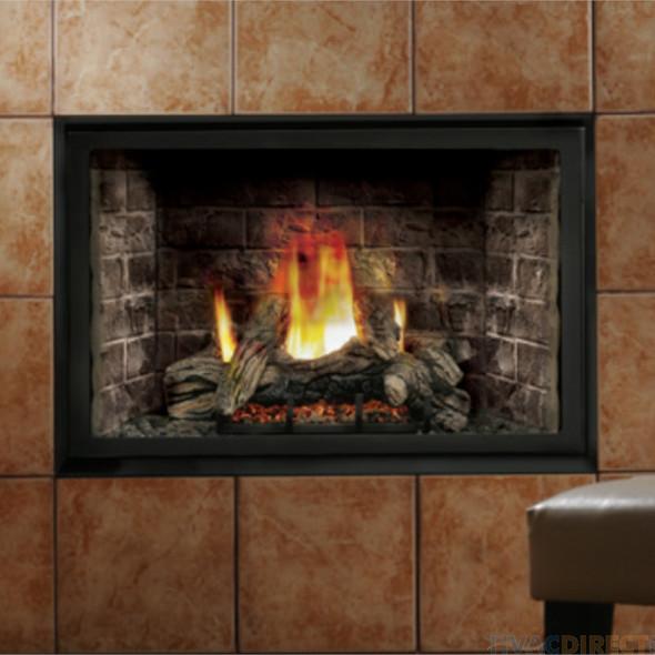 Kingsman HBZDV4224 Zero Clearance Direct Vent Gas Fireplace