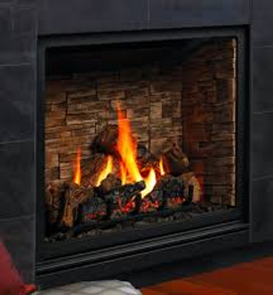 Kingsman Zero Clearance Direct Vent Gas Fireplace - ZCV39