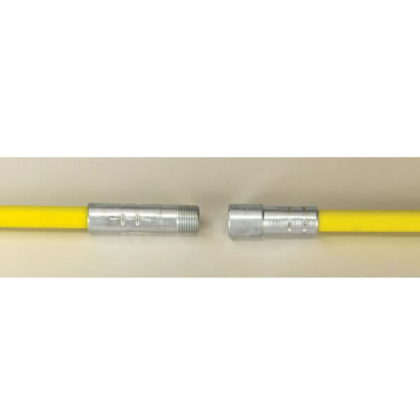 "3573275 .480"" Heavy Duty Professional Chimney Rod 32""Yellow-3/8""Pt"
