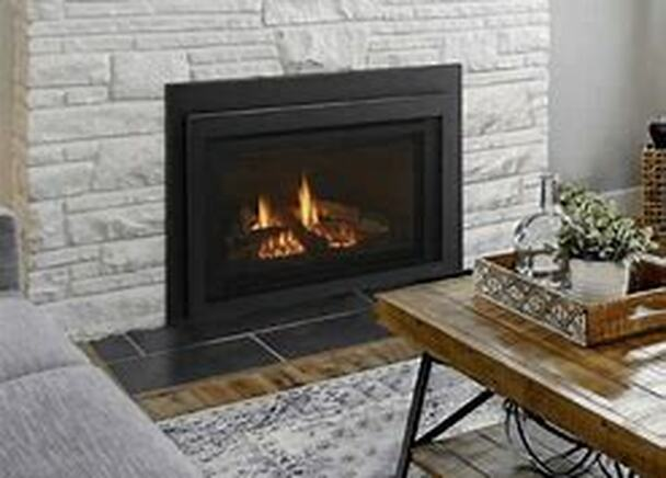 Majestic Jasper Direct Vent Gas Fireplace Insert