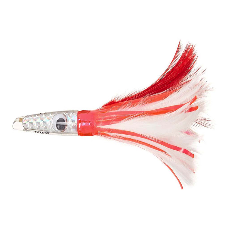 Zuker ZTWF4 Lure Red/White/Pink