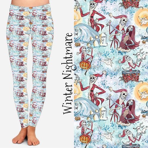 AA Winter Nightmare leggings