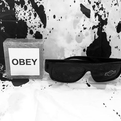 Dirty Horrors OBEY soap