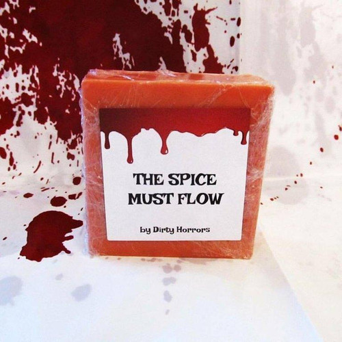 Dirty Horrors The Spice Must Flow soap