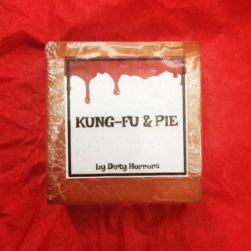 Dirty Horrors Kung-Fu & Pie soap