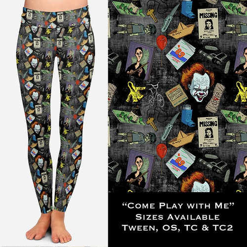 WW Come Play leggings