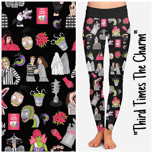 3rd Times the Charm leggings