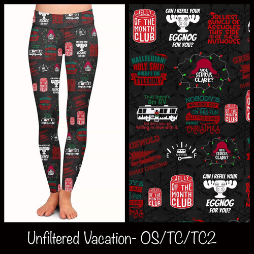 Karmens  Unfiltered Vacation leggings