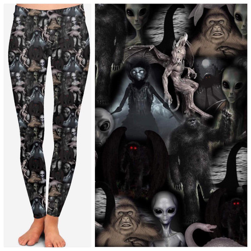 AR/NotLD Cryptids joggers