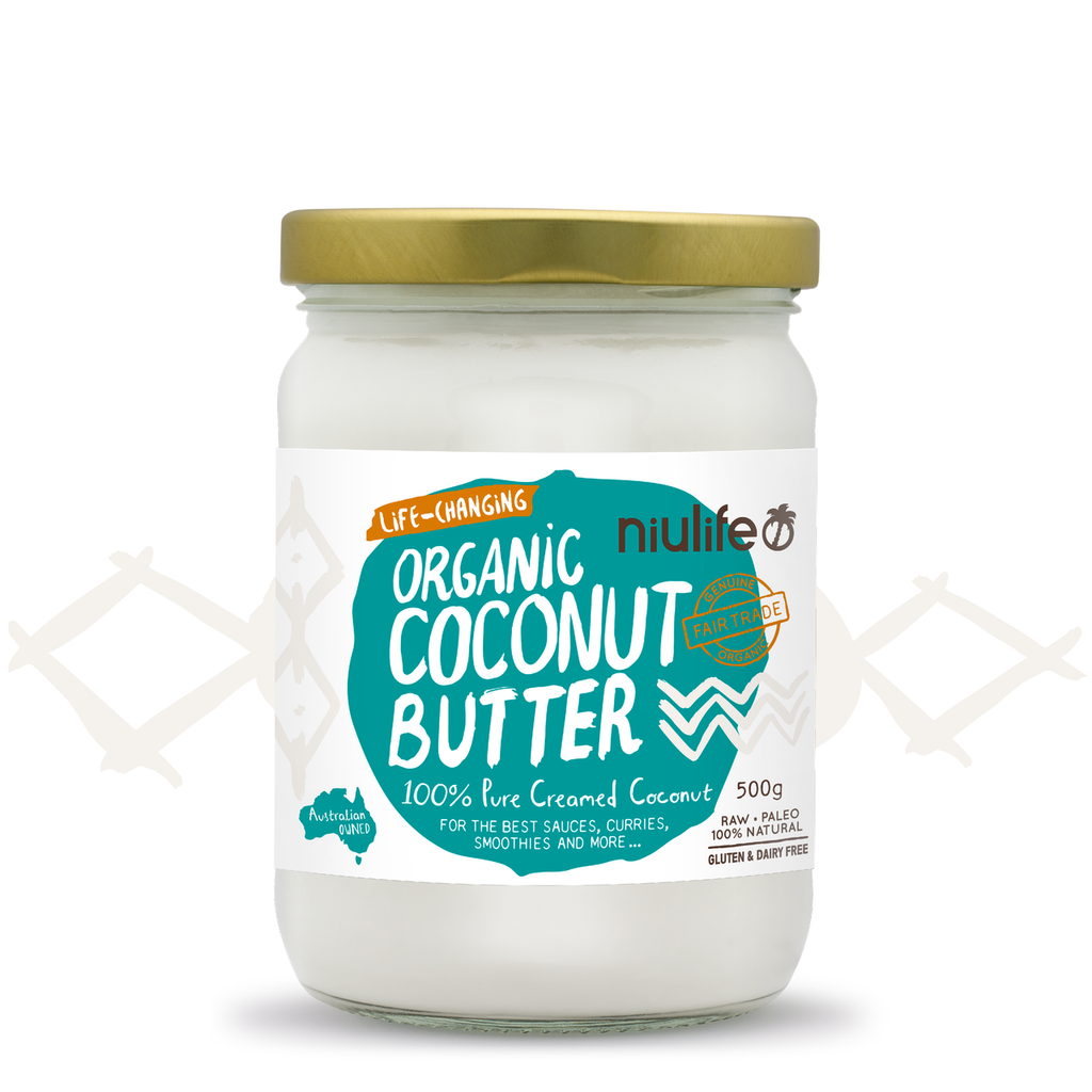 Coconut Butter Jar Photo