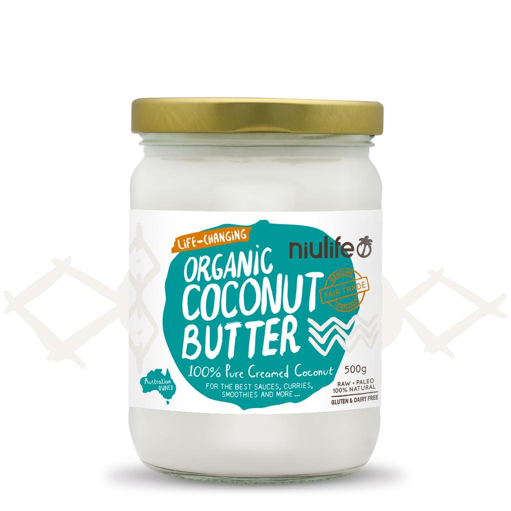Coconut Butter Jar Photo
