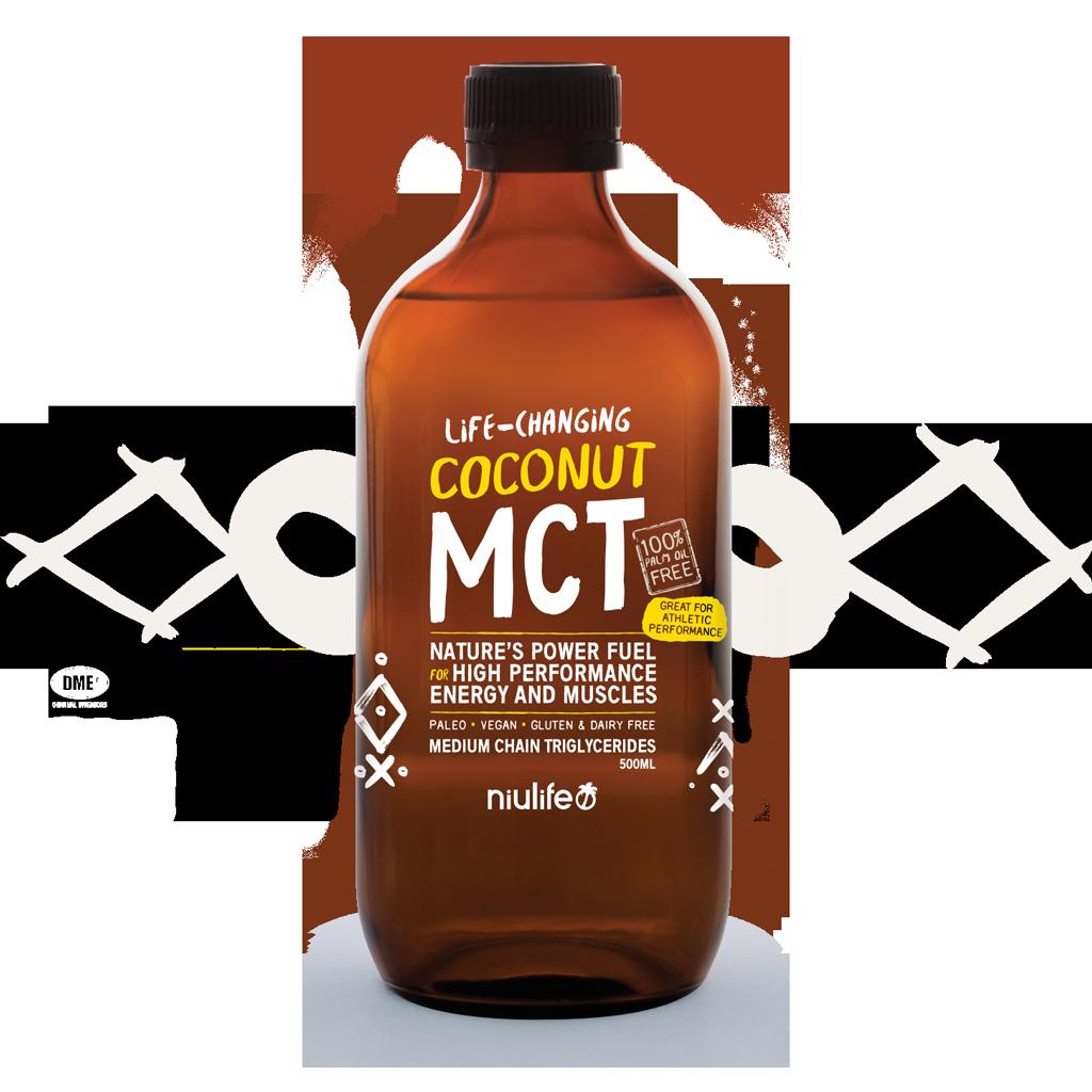 Coconut MCT OIl - 500ml Bottle