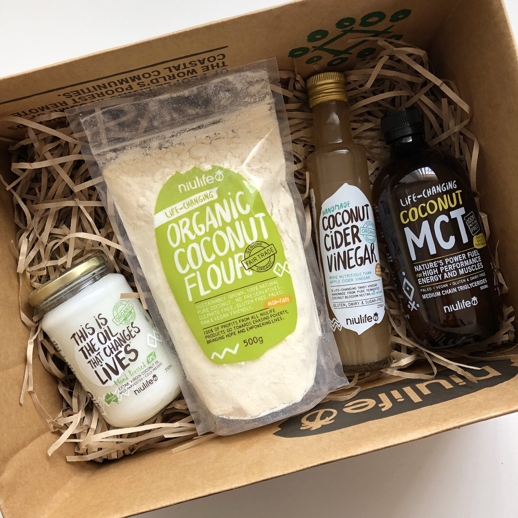 The Coconut Keto Pack