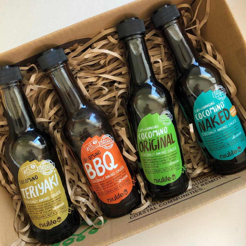 The Famous Four Cocomino Lovers Pack