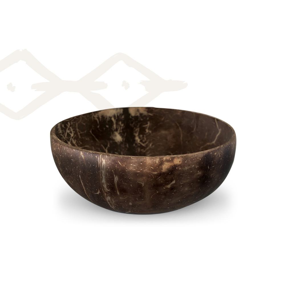 Coconut Bowl - Polished