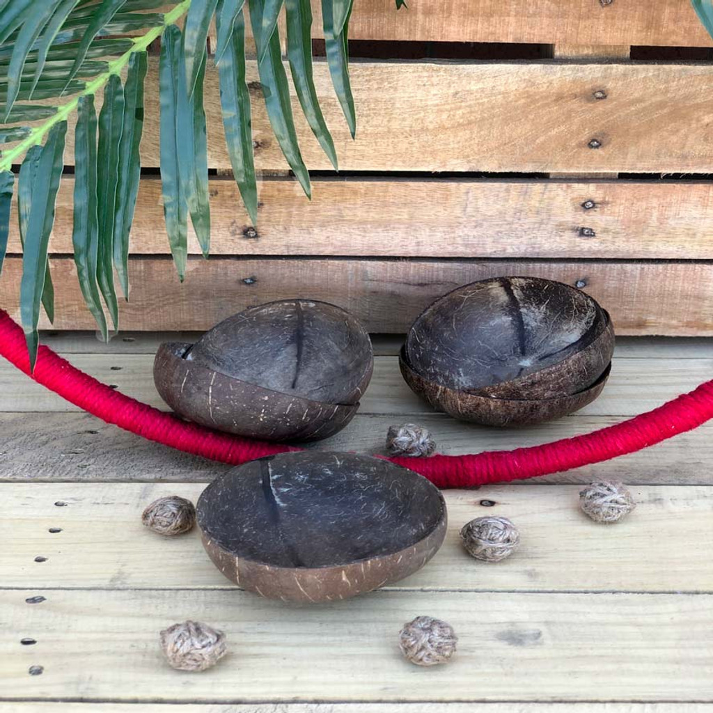 Coconut Bowls Gift Pack