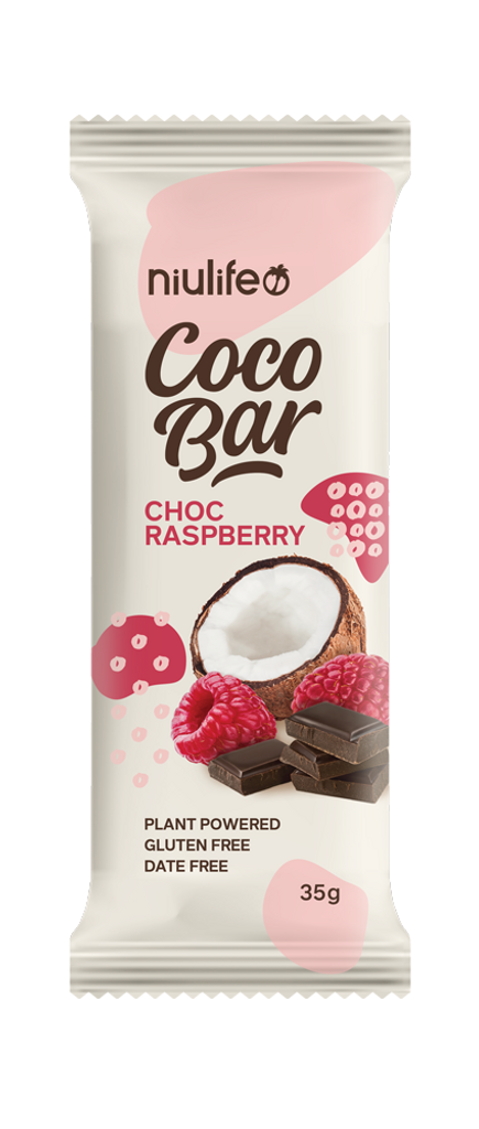 Choc Raspberry fop