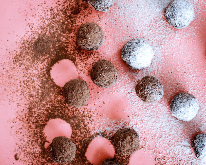 Raw Bounty Bliss Balls