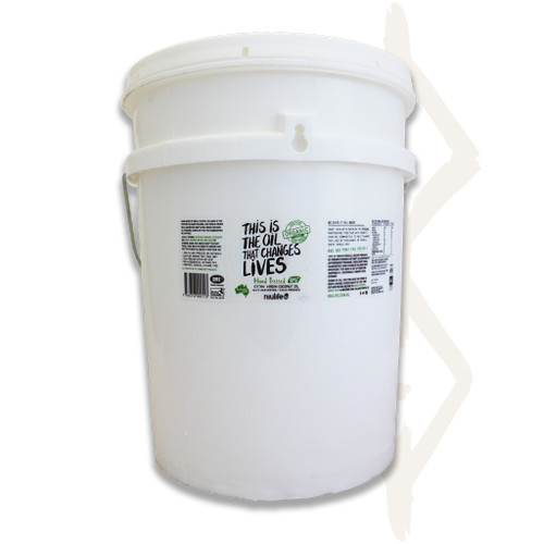 Virgin Coconut Oil - 20L Pail (Bulk Size)