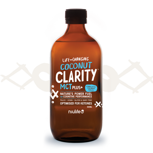 Clarity MCT Plus 500ml