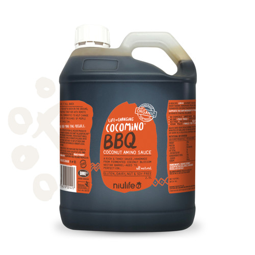 Cocomino - BBQ Coconut Amino Sauce - 2.5L Jerry Can