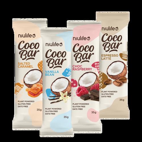 Coco Bar range