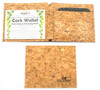 Vibrational Therapy  CORK WALLET