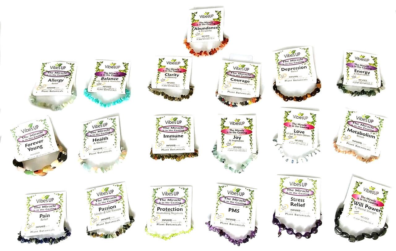 Vibrational Therapy Bracelet