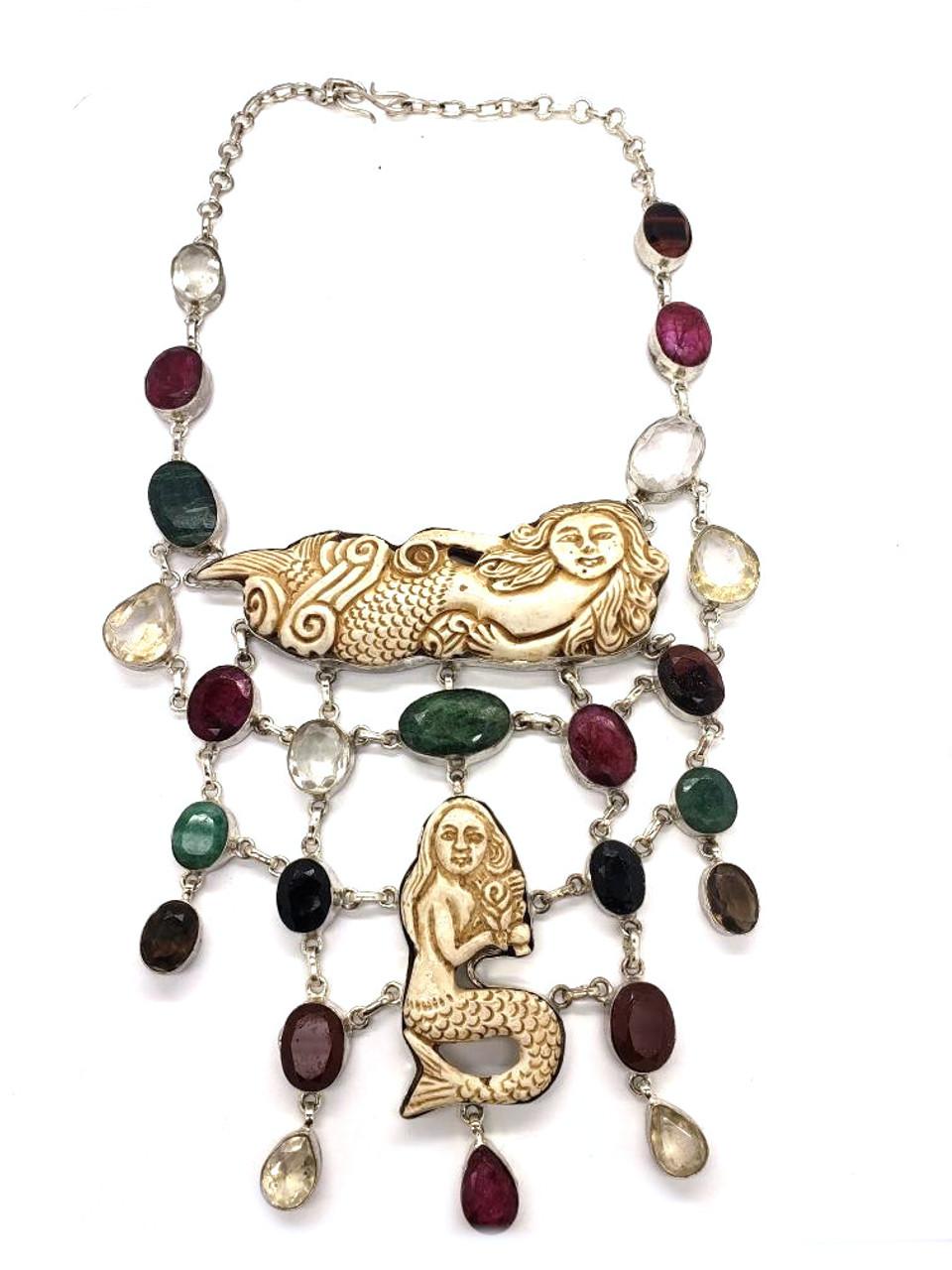 Mermaid Treasure Necklace