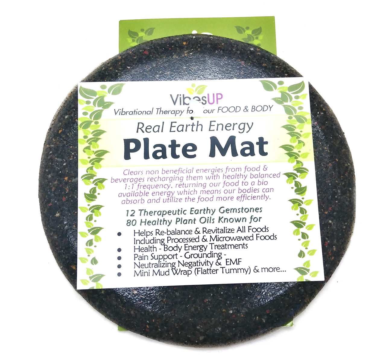 Earth Energy Plate Mat