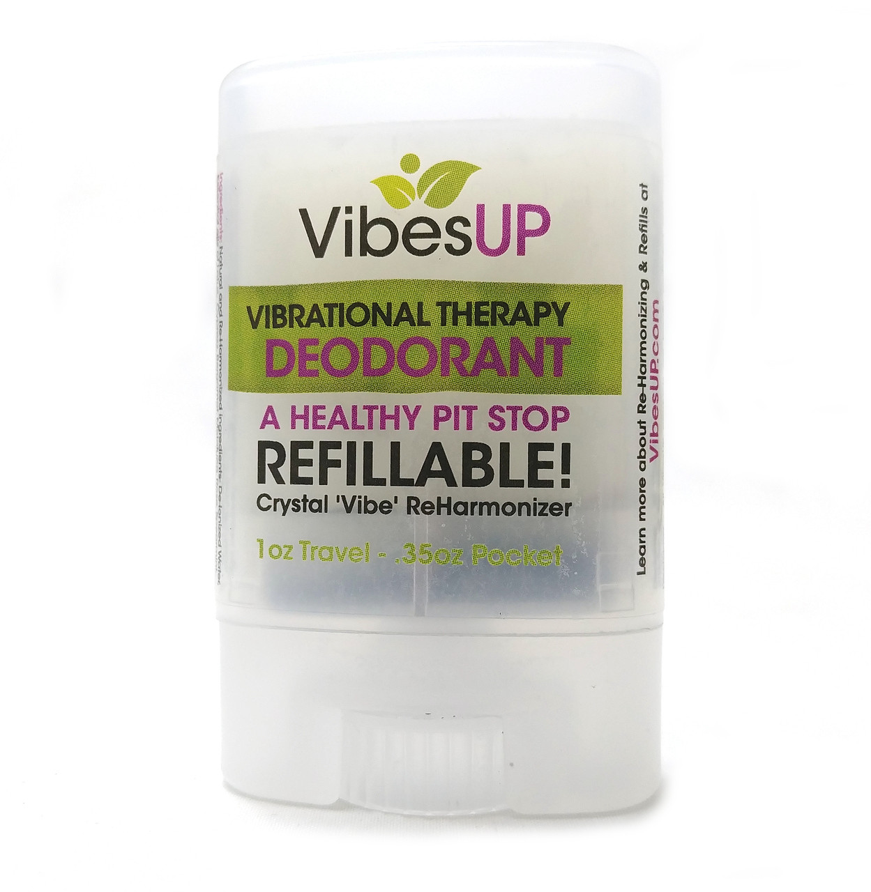 Pocket Size Vibe Deodorant