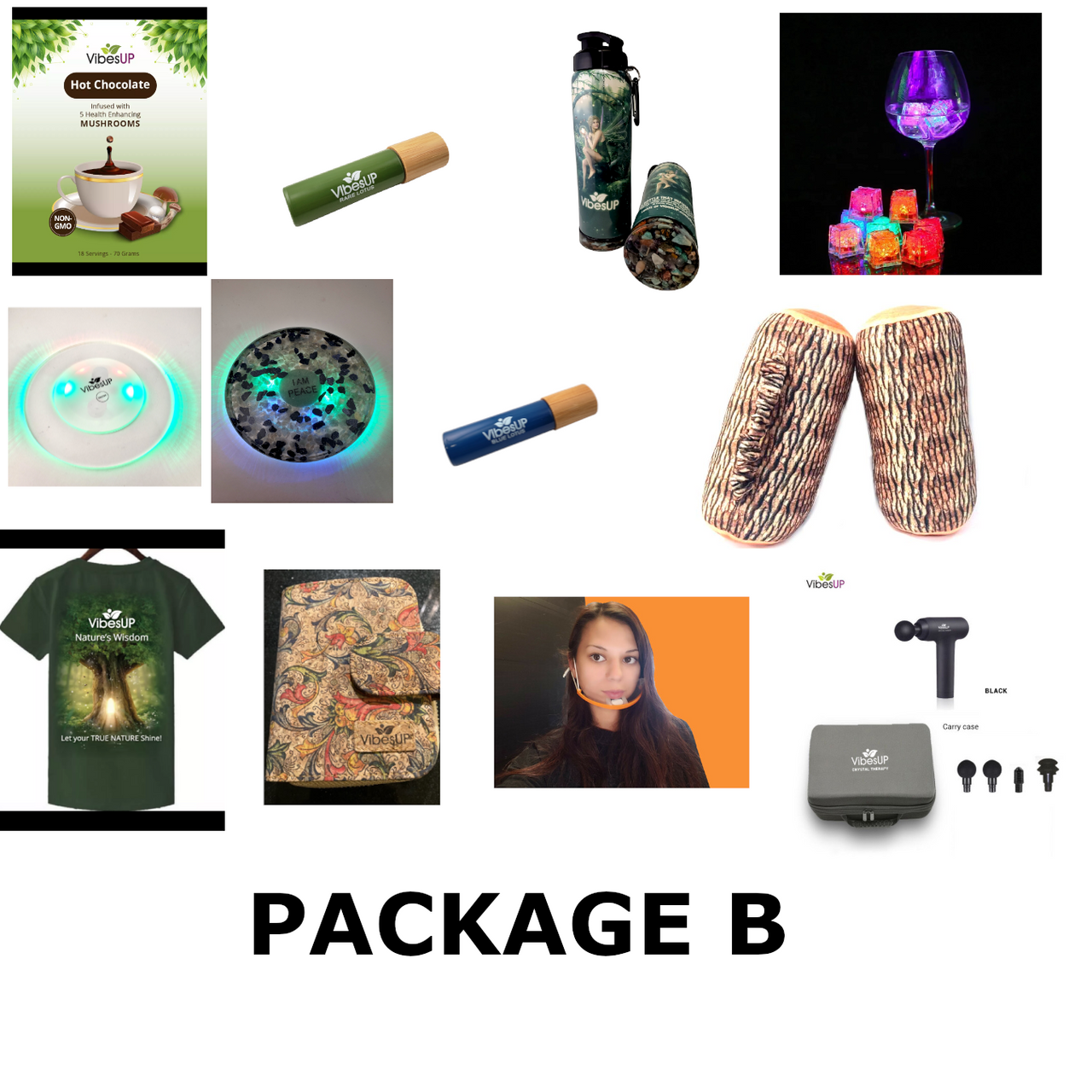 Holiday 2020 Package B