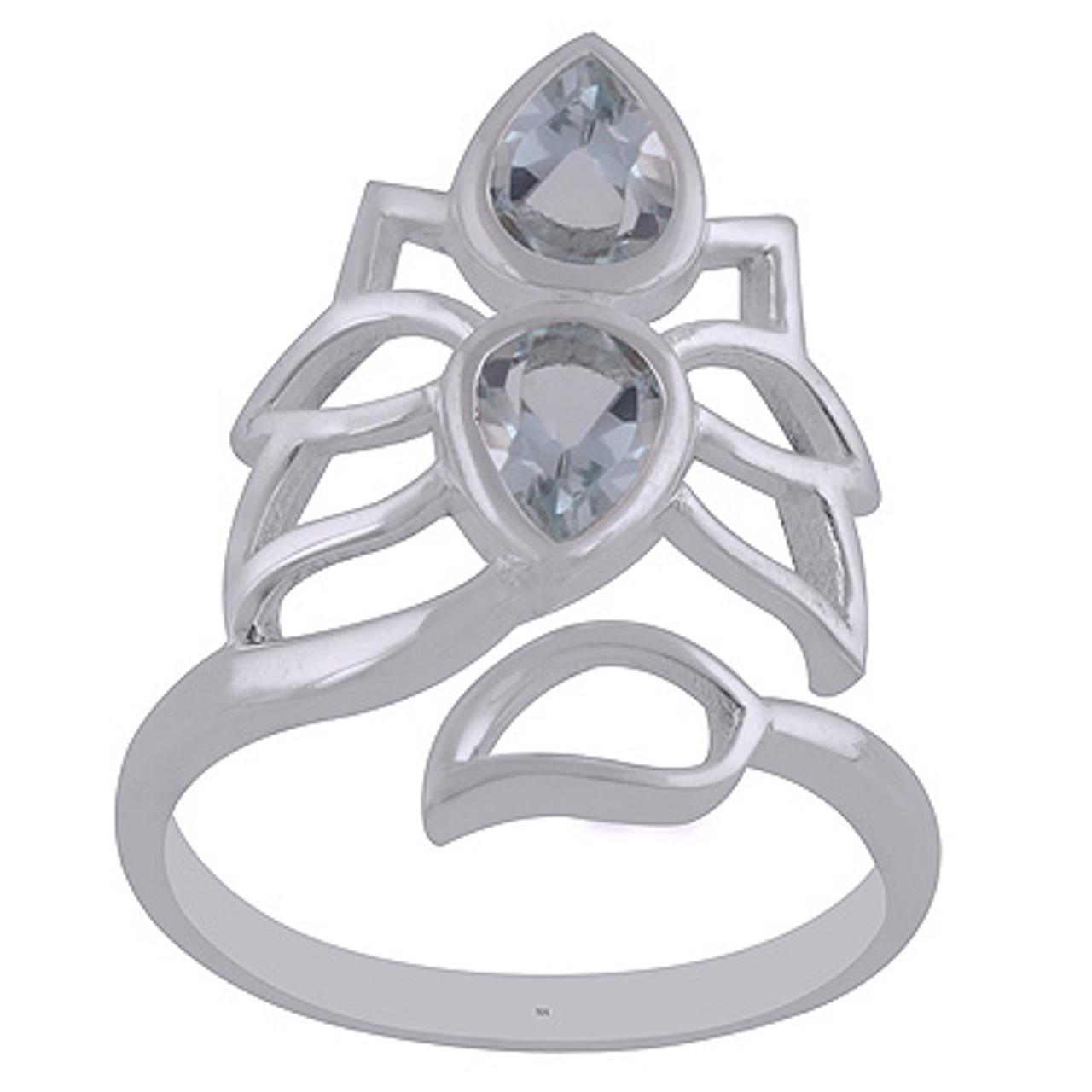 Sunshine Summer Vibe Adjustable Ring