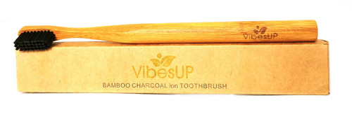 Bamboo Charcoal Ion Toothbrush