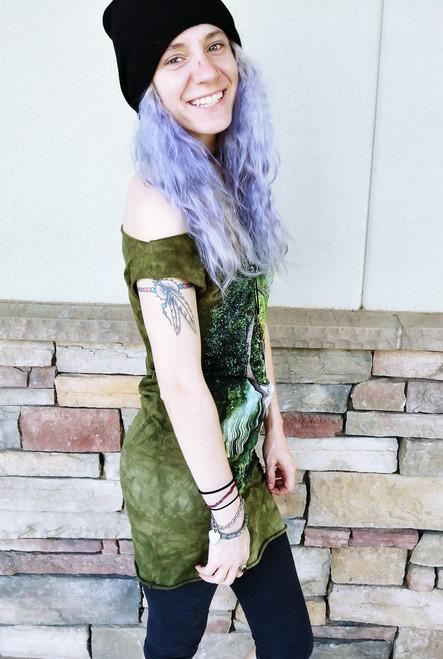 Infused TREE DRESS/TUNIC