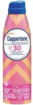 Coppertone Spray Sunscreen SPF30 | 177mL