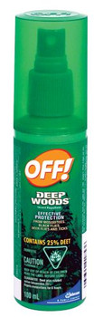 OFF! Deep Woods Pump Spray Insect Repellent | 100ml