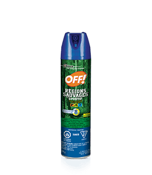 OFF! Deep Woods for Sportsmen Insect Repellent Pressurized Spray | 230g