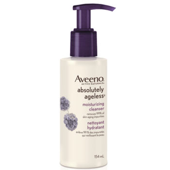 Aveeno Absolutely Ageless Moisturizing Cleanser | 154ml