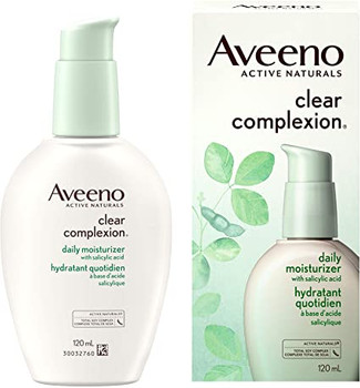 Aveeno Clear Complexion Daily Moisturizer | 120ml