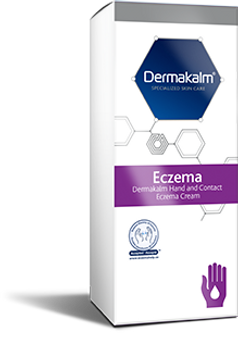 Dermakalm Hand and Contact Eczema Cream | 100g
