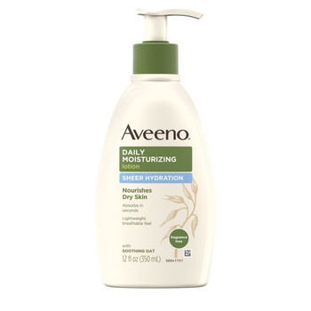 Aveeno Daily Moisturizing Lotion - Sheer Hydration | 354ml
