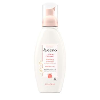 Aveeno Ultra-Calming Sensitive Skin Foaming Cleanser | 177ml